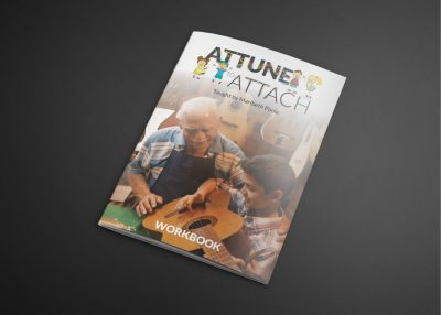 Attune to Attach Workbook Cover