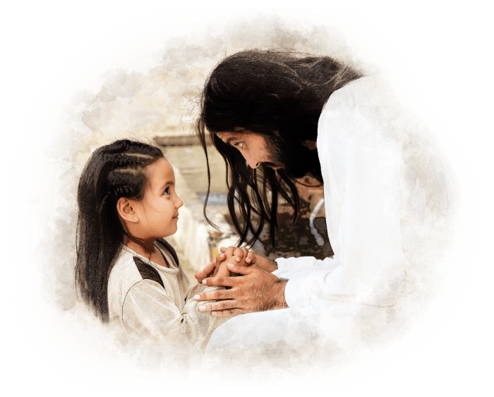 jesus-and-little-girl